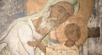 Встреча праведного старца Симеона и Богомладенца Иисуса