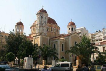 Собор Святителя Григория в Салониках