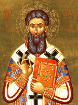 Святитель Григорий Палама, архиепископ Фессалоникийский