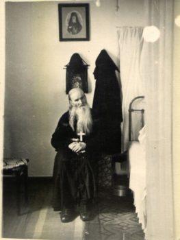 Карагандинский старец преподобный Севастиан, исповедник