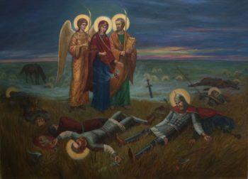 поминовение православных воинов