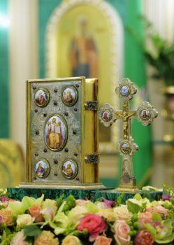 Продолжается работа Архиерейского Собора Русской Православной Церкви