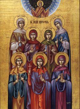 Праздник святых Жен-мироносиц