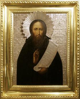 Преподобный Феодосий Печерский