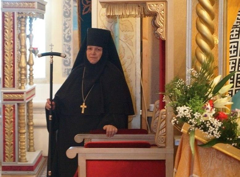 настоятельница Кизильского, Симеона-Анненского женского монастыря игумения Феодора (Подоплелова)