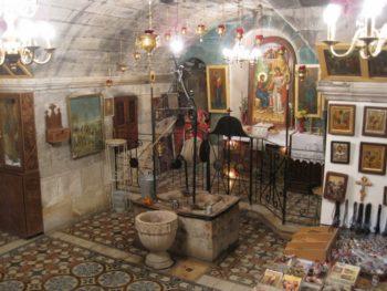 Храм святой Фотинии Самарянки в Сихеме